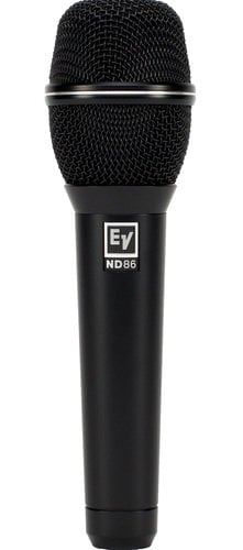 Electro-Voice ND86  Dynamic Supercardioid Vocal Microphone ND86