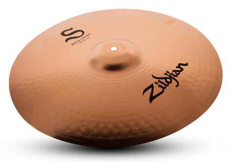"""Zildjian 18"""" S Family Rock Crash Cymbal S18RC"""