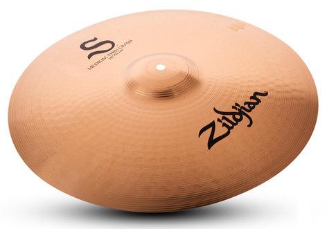 "Zildjian 20"" S Family Medium Thin Crash Cymbal S20MTC"