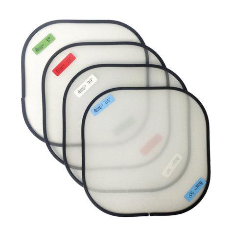 AADYN TECHNOLOGY, LLC PCH-LEN-055 Wide 55° Hard Gel Lens for Punch Plus PCH-LEN-055