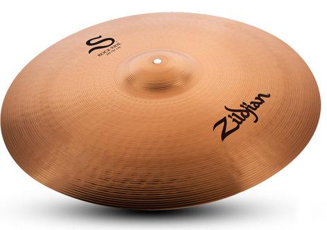 "Zildjian 20"" S Family Rock Ride Cymbal S20RR"
