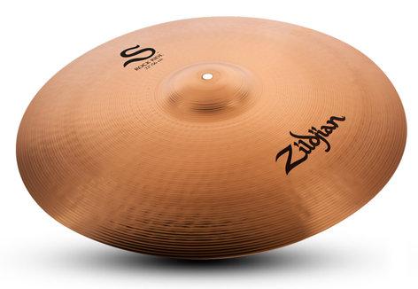 "Zildjian 22"" S Family Rock Ride Cymbal S22RR"