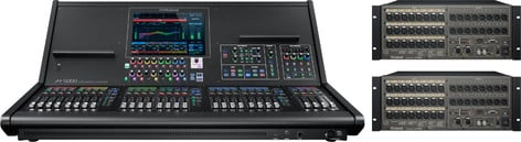 Roland System Group M5000-22416 Digital Mixing System With 48 Outputs And 64 Inputs M5000-22416
