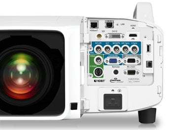 Epson PWRLITEPRO-Z9870UNL  WUXGA 8700 lumens No Lens Projector PWRLITEPRO-Z9870UNL