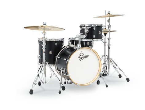 "Gretsch Drums CT1-J484 Catalina Club 4 Piece Shell Pack with 12"", 14"" Toms, 14""x18"" Bass Drum, 5""x14"" Snare Drum CT1-J484"