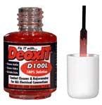 Caig Labs D100L-2DB DeoxIT 100L Brush Applicator, 7.4 mL D100L-2DB