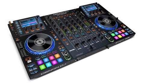 Denon MCX8000 Standalone DJ Player And DJ Controller MCX8000