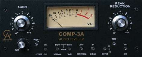 Golden Age Project COMP-3A Vintage Style Compressor And Leveller COMP3A