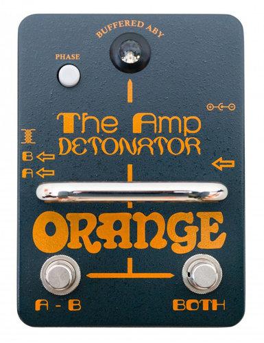 Orange Amplification Amp Detonator Buffered ABY Amp Switcher AMP-DETONATOR