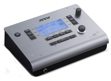 ATV Group Corp. USA aD5 Electronic Drum Module AD5