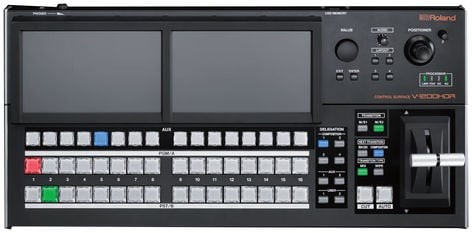 Roland V-1200HDR Control Surface for V-1200HD V-1200HDR