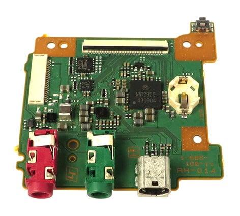 Sony A1871741A  Jack PCB Assembly for HXR-NX30U A1871741A