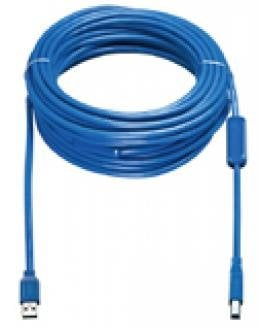 Vaddio 440-1005-023  65.6 ft Active USB 3.0 Type A to Type B M/M Extension Cable 440-1005-023