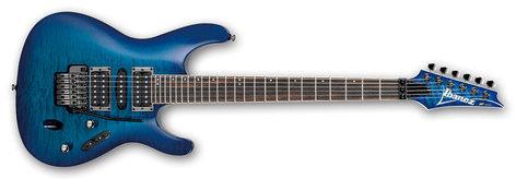 Ibanez S670QM Guitar S Series Electric Guitar S670QM