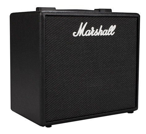 "Marshall Amplification CODE 25 25 Watt Combo Amplifier with 10"" Speaker M-CODE25-U"