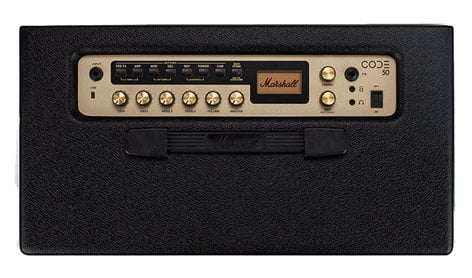 "Marshall Amplification M-CODE50-U 50 Watt Combo Amplifier with 12"" Speaker M-CODE50-U"