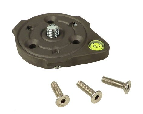 Manfrotto R555,08  Plate with Screws for 755B and 554 R555,08