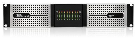 Powersoft Advanced Tech OTTOCANALI 12K4 8-Channel Power Amplifier OTTOCANALI-12K4