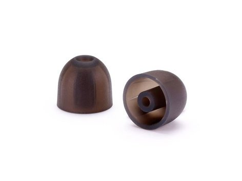Westone 62807  10 Pack Of Black STAR Silicone Eartips 62807