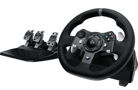Logitech G920 Driving Force Racing Wheel for Xbox One and PC G920