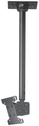 """Peerless LCC-18 18""""-30"""" LCD Ceiling Mount in Black LCC-18"""