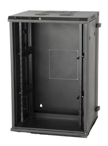 "Gator Cases Rackworks GRW2012508 12RU 21"" Hinged Wall-Mounted Rack with Steel Front Door GRW2012508"