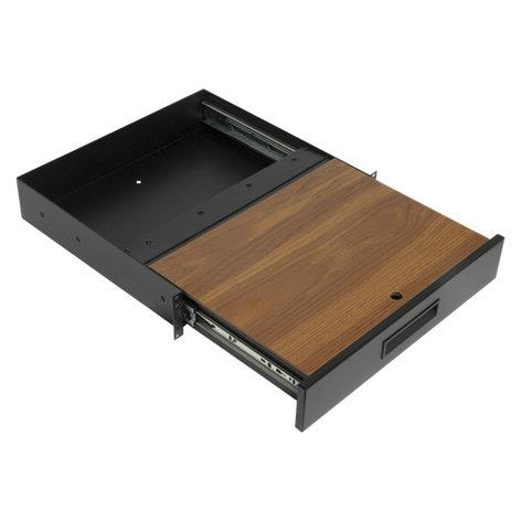 Atlas Sound PCD3-16-052  2RU Rack Mount Pencil Drawer PCD3-16-052