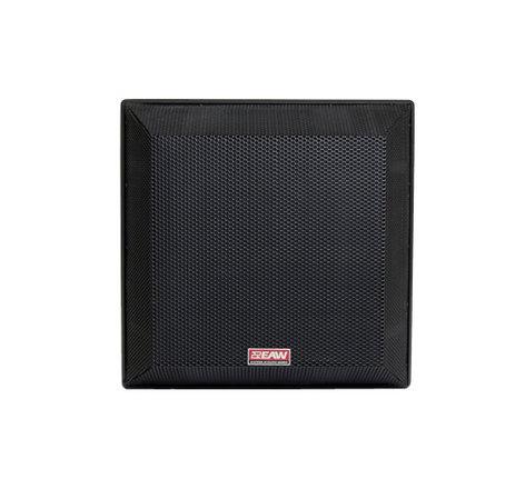 EAW-Eastern Acoustic Wrks QX366 2-Way Trapezoidal Speaker, Black QX366-BLACK