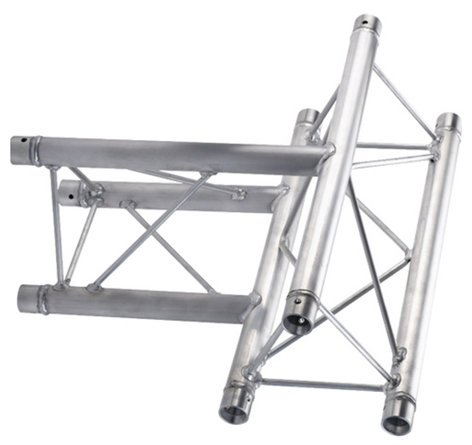 Global Truss TR-96119-36 1.64' 3 Way Horizontal T-Junction APEX Up or Down TR96119-36