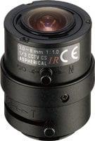 Tamron 13VM308ASIRII  Vari-Focal Fixed Manual Iris Lens, 3-8mm, F/1.0, CS Mount 13VM308ASIRII