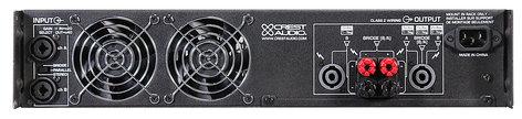 Crest CC 2800 Power Amplifier 595/965/1400W @ 8/4/2 ohms Stereo CC2800