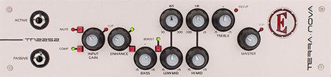 """Eden Amplification TN2252 225 Watt Bass Combo Amplifier, 2x10"""" TN2252"""