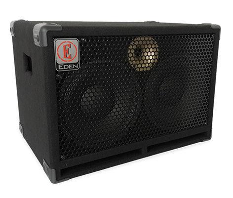 """Eden Amplification TN210 300 Watt Bass Speaker Cabinet, 8 Ohm, 2x10"""" TN210-8"""