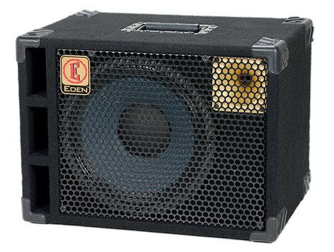 """Eden Amplification TN410 600 Watt Bass Speaker Cabinet, 8 Ohm, 4x10"""" TN410-8"""