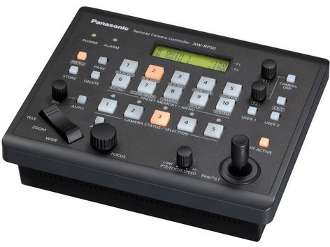 Panasonic AWRP50NJ Remote Pan/Tilt Camera Controller AWRP50NJ