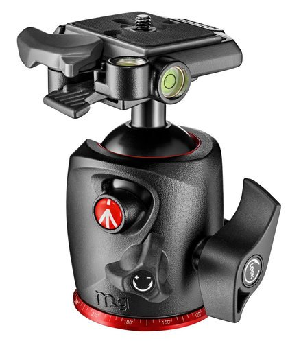 Manfrotto XPRO Ball Head with 200PL Plate and Magnesium Body MHXPRO-BHQ2