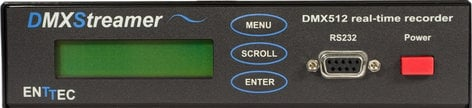 Enttec DMXStreamer DMX Show Recorder/Player (Enttec #: 70015) 70015