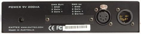 Enttec 70015 DMXStreamer DMX Show Recorder/Player (Enttec #: 70015) 70015