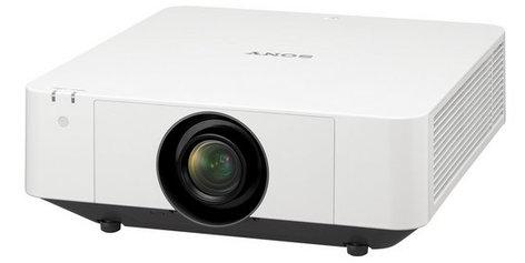 Sony VPL-FH65/W 6000 Lumens WUXGA Projector in White VPLFH65/W