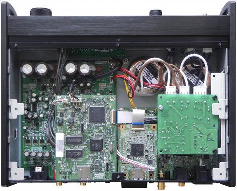 Teac NT-503 USB DAC Network Player, Black  NT-503B