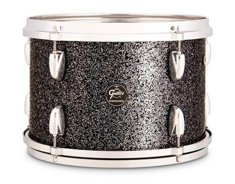 Gretsch Drums Renown 5-Piece 7-Ply Maple Shell Pack with Blue Metal Finish RN2-E825