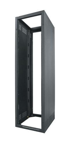 """Middle Atlantic Products ERK-4028 40 RU, 28"""" Deep ERK Series Rack with Rear Door ERK-4028"""