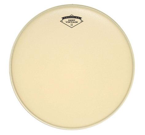 """Aquarian Drumheads Deep Vintage II 12"""" Drumhead, 2-Ply DVII12"""
