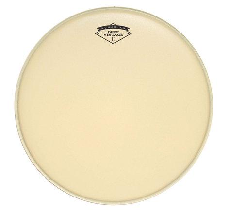 """Aquarian Drumheads Deep Vintage II 16"""" Drumhead, 2-Ply DVII16"""