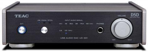 Teac UD-301  Dual Monaural Digital-To-Analog Converter UD-301