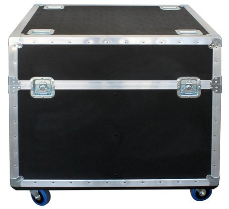 Elation Pro Lighting Platinum Quad Road Case DRCPLATQUAD