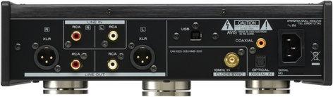 Teac UD-503B USB DAC Headphone Amplifier, Black UD-503B