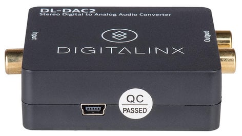 Intelix DL-DAC2  Digital to Analog Audio Converter DL-DAC2