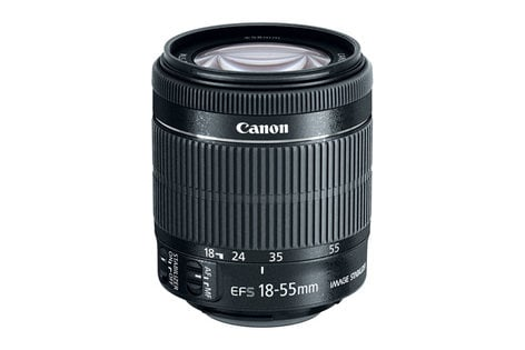 Canon EOS-80D-18-55-IS EOS 80D with 18-55 mm Lens 24.2 APS-C Digital Camera EOS-80D-18-55-IS