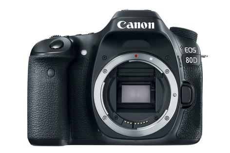 Canon EOS-80D-KIT 24.2 APS-C Digital Camera without Lens EOS-80D-KIT